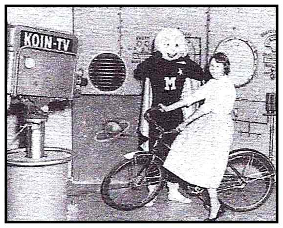 MR MOON-lady-bikea