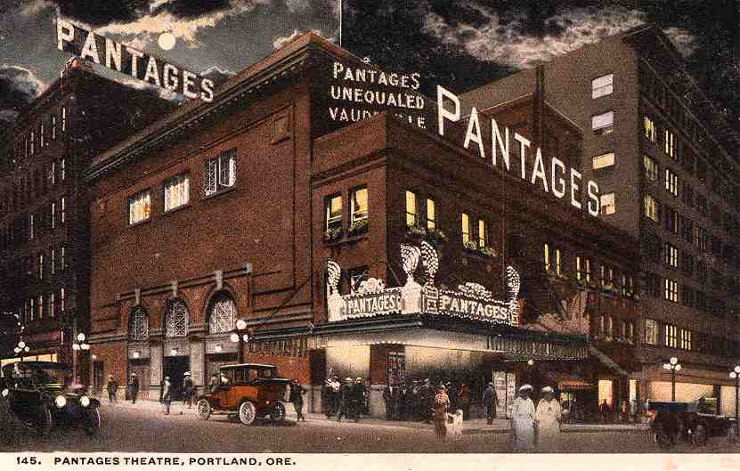 pantages-theatrea