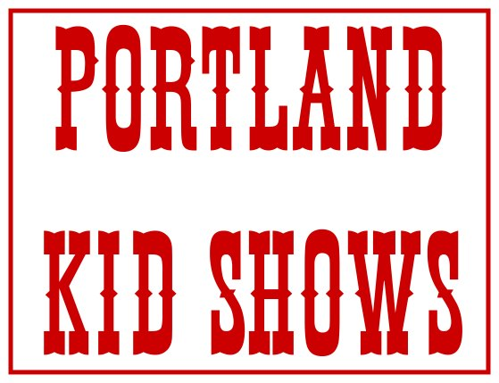 pdx-kid-shows-font